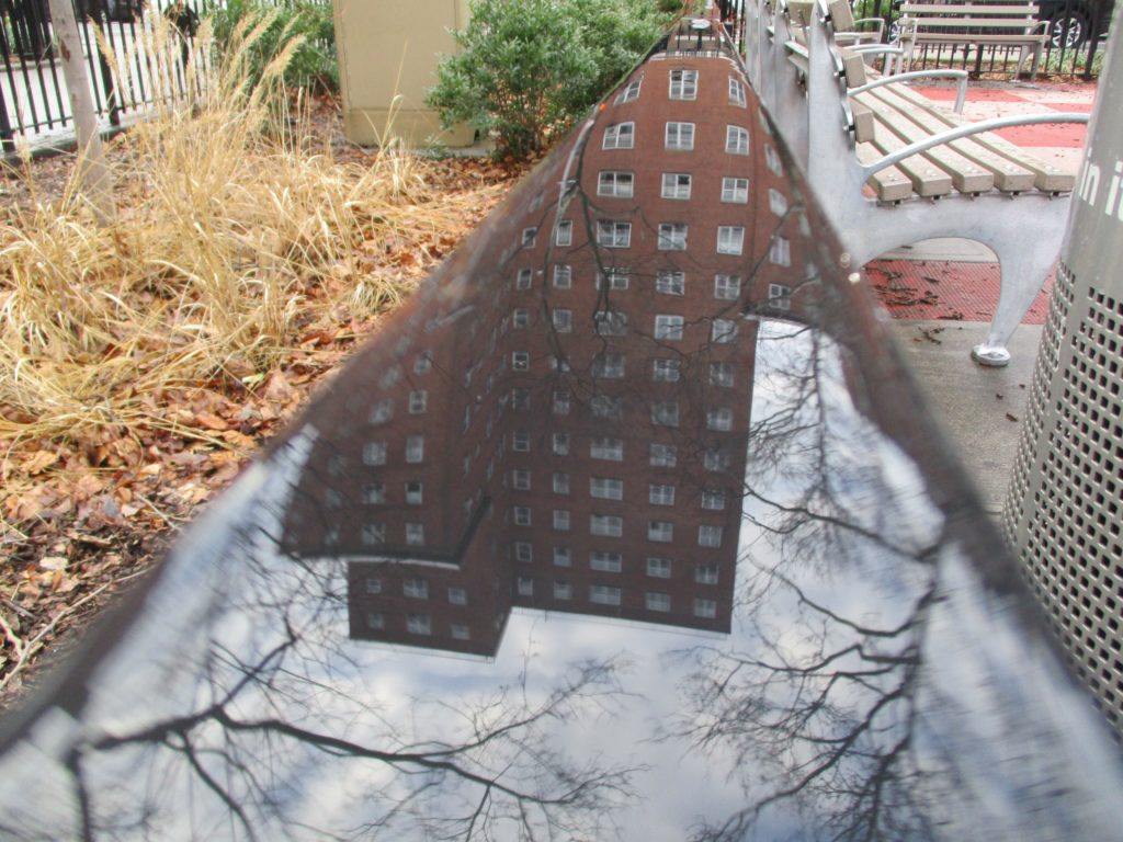 Taken by Yostin, Age 11: Reflection of the Building
