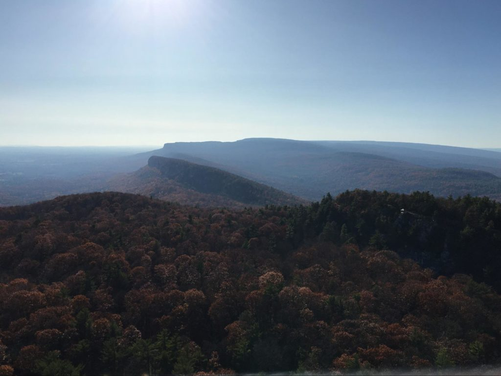 """""""Mountains, Trees, Hills"""" Aaron"""