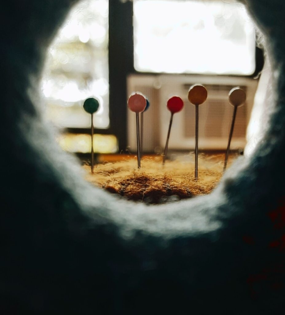 """""""View Through the Hole"""" by Anna"""